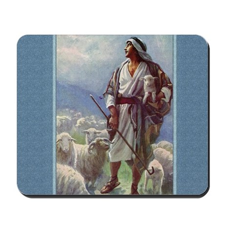 The Shepherd 2 - Copping - Mousepad