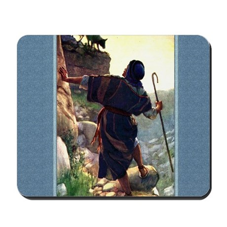 Shepherd 1 - Copping - Mousepad