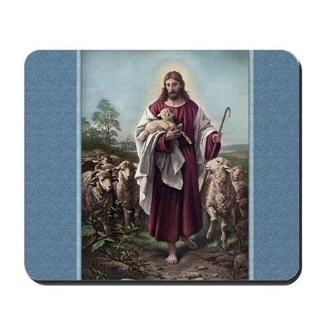 The Shepherd - Plockhorst - Mousepad