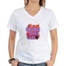 Sunscreen Saves Lives  Shirt
