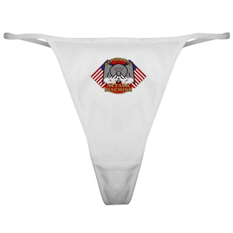 Republican Attack Machine Classic Thong