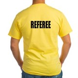 Yellow Referee T-Shirt