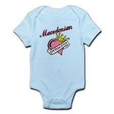 Macedonian Princess Infant Bodysuit