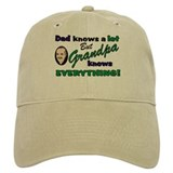 Grandpa Knows Everything Cap