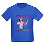 Inner Pirate Kids Dark T-Shirt
