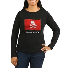 Pirate Flag - Henry Avery (Front) T-Shirt