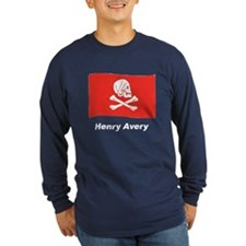 Pirate Flag - Henry Avery (Front) T