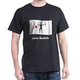Pirate Flag - John Quelch (Front) T-Shirt