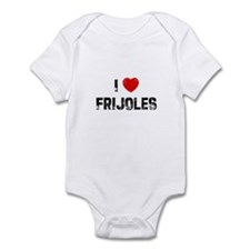 I * Frijoles Infant Bodysuit