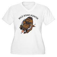Wild Boar Hunter T-Shirt