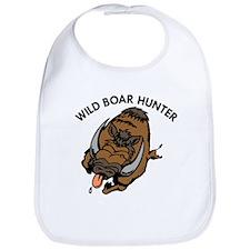 Wild Boar Hunter Bib