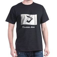 Pirate Flag - Thomas Jew (Front) T-Shirt