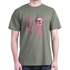 Shih Tzu Love - T-Shirt
