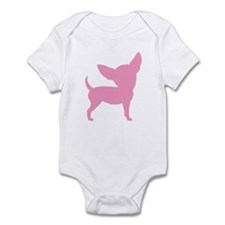 Pink Funny Cute Chihuahua Onesie
