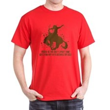 Rodeo, 8 seconds sport. T-Shirt