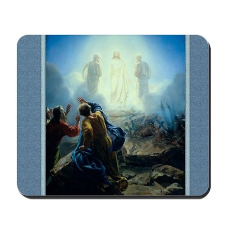 The Transfiguration - Bloch - Mousepad