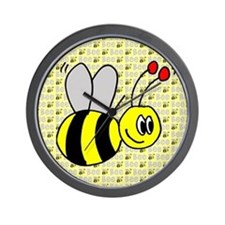 Bumble Bee Wall Clock