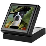 Boston Terrier RUBENS Keepsake Box