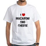 I * Macaroni And Cheese Shirt