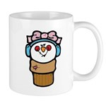 Cute Little Girl Snow Cone Mug