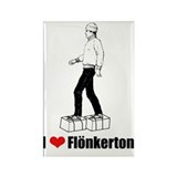 Flonkerton Rectangle Magnet (10 pack)