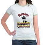 Warrior Children Jr. Ringer T-Shirt