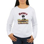Warrior Children Women's Long Sleeve T-Shirt