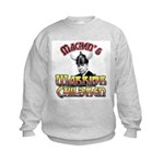 Warrior Children Kids Sweatshirt