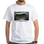 Lola ya bonobo White T-Shirt