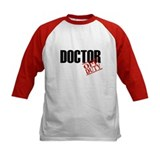 Off Duty Doctor Tee