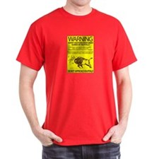 Warning: Buffalo T-Shirt