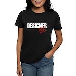Off Duty Designer Women's Dark T-Shirt
