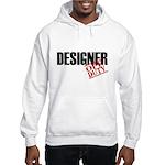 Off Duty Designer Hooded Sweatshirt
