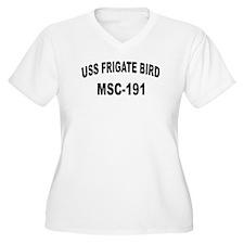 USS FRIGATE BIRD T-Shirt