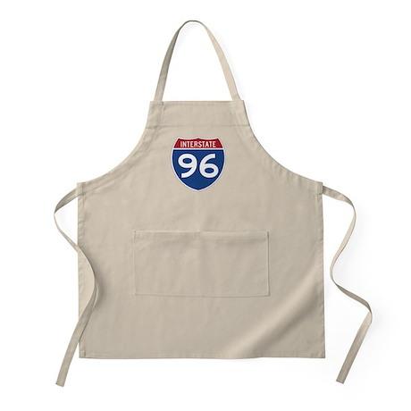 Interstate 96 BBQ Apron