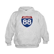 Interstate 88 Hoodie