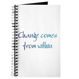 Change Comes Journal