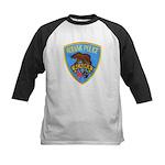 Kodiak Alaska Police Kids Baseball Jersey