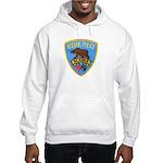 Kodiak Alaska Police Hooded Sweatshirt