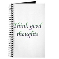 Think Good Thoughts Journal