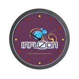 Infuzion Wall Clock