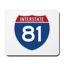 Interstate 81 Mousepad