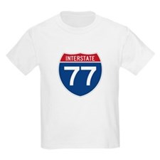 Interstate 77 T-Shirt