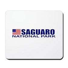 Saguaro National Park Mousepad