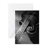 Mandolin Too Greeting Card