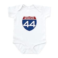 Interstate 44 Infant Bodysuit