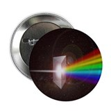 "Space Prism Rainbow Spectrum 2.25"" Button (100 pac"