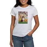 Spring / Sheltie (#1) Women's T-Shirt
