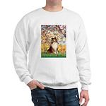Spring / Sheltie (#1) Sweatshirt