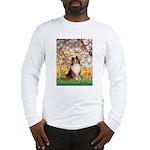 Spring / Sheltie (#1) Long Sleeve T-Shirt